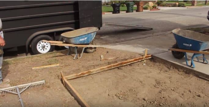 #1 Concrete Contractors Chandler Gardens Mobile Home Park CA Concrete Services - Concrete Driveway Chandler Gardens Mobile Home Park